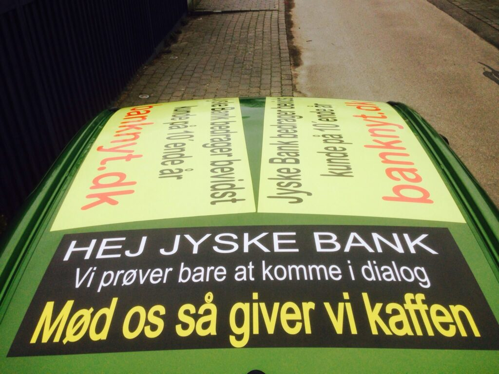 "Den Danske Bank JYSKE Fight against a criminal DaThe catfish in Jyske Bank bank, also known as the Green Butcher Is pleased with all questions, and agrees that Dialog is the way forward, but that is not what the bank's customers get to feel when Jyske bank exposes them to fraud.nish bank Follow the little man's battle against Denmark's second largest bank, which continues to cheat the customer. But now the customer gets the case for court, after 11 years of fraud, a case there was launched in 2013 as Ref. 328/2013 in the Danish Complaints Board, and then into court 2015. as case BS-402/2015-VIB ""BS 1-698/2015"" Viborg cort. / An extremely burdensome cause to be the victim of, the bank Jyske bank does not care, this kind of small criticism does not have any significance for the bank / / And what is the customer shouts about ?, as the bank is so cold facing A case against large Danish bank, for rough document false and fraud Fraud which the district attorney refused to investigate, and #jyskebank themselves refuses to stop Moving in to the court for a judgment. September 30, 2019 / The Executive Board of the large Danish banks is rewarded, to earn income and that without the shareholders like ATP. A P Møller asks questions See and share this illustration: https://facebook.com/jyske.bank.bedrager.kunde/photos/a.1124471997636950/1185935418157274/?type=3&source=54 / The court offers to meet and talk about the problem, and there is nothing we rather would. We have ourselves presented a series of appendices, for Annexes 100 and 101. And only want the jyskebank group, the bank's board of directors Admits what we already have provided proof of, so it is actually quite a simple matter. / We have since May. 2016 tried to enter into a dialogue, with jyske bank CEO Anders Dam, who consistently refuses to talk to us. We ourselves as a customer have tried dialogue, but the bank refuses, and block us on social media so we can't even follow the bank / We are surprised, that the bank still continues the fraud, when even the Group Board is fully aware of that the Danish bank has been discovered, in standing behind document false and fraud, deceiving / cheats business customer / Storberg business director, holds still out his hand, to get the bank opportunity to admit. Annex 1. date 16-07-2008 is false which the bank has taken interest since 30-12-2008. And the customer not agreed anyone SWAPS after 15-07-2008 No agreed of interest rate swaps have been made, to the loan, the customer 06-05-2009 has received offers for, and then taken the loan 03-07-2009 / If we are wrong, see what and we can correct the charges against the bank. In the case Viborg court BS 1-698/2015 No one in denmark seems worried about banks' understanding of the law, but maybe change the themselves after September 30th / If you have suggestions for getting Danish banks, to comply with all laws and regulations. So help us, otherwise Can no customer to Danish banks know themselves for sure. / Remember the bank is not judged in now, so only after the court has spoken. Do you know how Danish banks are doing banking business. / It's just a bit of what we're trying to get the bank talking with us about We ask jyske bank and pray board of directors, not to deceive us anymore, and instead talk with us. call us 0045 22227713 Storbjerg Erhverv Søvej 5 3100 horenbaek Denmark / http://nyadvokat.dk/great-danish-bank-lies-to-court-to-maneuver-with-agreement-appendix/ #dkpol #finans http://banknyt.dk / Brief annex explanation https://facebook.com/story.php?story_fbid=2168216426547147&id=1045397795495688 / Annexes 100 and 101 ""28 - 101."" https://facebook.com/pg/Gratis-kursus-i-jyske-bank-Sådan-laver-du-bedst-svig-lær-at-lyve-for-sjov-704647549936128/photos/?tab=album&album_id=704858869914996&ref=bookmarks / / / The corporate management of the Jyske Bank. Anders Christian Dam Niels Erik Jakobsen Per Skovhus Peter Schleidt Stands together, with the rest of the management. Sven Buhrækall Kurt Bligaard Pedersen Rina Asmussen Philip Baruch Jens Borup Keld Norup Christina Lykke Munk Johnny Christensen Marianne Lillevang And continued together in union, the bank fraud against customer. / The bank does not want to admit fraud itself, or apologize for anything. And this Danish bank does not want to stop the fraud, except after a judgment. / See more attachments from the trial here. https://facebook.com/pg/Gratis-kursus-i-jyske-bank-Sådan-laver-du-bedst-svig-lær-at-lyve-for-sjov-704647549936128/photos/?tab=albums&__xts__%5B0%5D=33.%7B%22logging_data%22%3A%7B%22event_type%22%3A%22tapped_see_all_page_photo_albums%22%2C%22impression_info%22%3A%22eyJmIjp7InBhZ2VfaWQiOiI3MDQ2NDc1NDk5MzYxMjgiLCJpdGVtX2NvdW50IjoiMCJ9fQ%22%2C%22surface%22%3A%22mobile_page_photos_tab%22%2C%22interacted_story_type%22%3A%22148947852156832%22%2C%22session_id%22%3A%2249f61eb0a58469a5564b5ec758d0d561%22%7D%7D&ref=bookmarks&mt_nav=1 / #China #Financial #Finans #Bank #Police #Government #News #Press #Denmark #Investments #Stocks #DRnyhede #News #Press #Share #Pol #dkpol #aktieforening #share #criminalBANK taget med hånden i #kagedåsen Den Danske Bank JYSKE BANK snød kunde og bedrager kunde for millioner, koncernbestyrelsen, sørgerede / gjorde selv selv alt, for at bedrageriet imod kunden ikke blev opklaret og stoppet, ved at lægge hændring i vejen for opklaring af svindlen Dette skete på trods af bestyrelsens viden om det igangværende bedrageri / svig mod kunden i jysk bank Se mere på www.banknyt.dk Sagen imod jyske bank for bedrageri kan skubbes igang http://tyv.dk/sagen-imod-jyskebank-for-bedrageri-kan-indledes-efter-som-bestyrelsen-ikke-vil-stoppe-med-at-besvige-kunde-her-03-09-2018/ Del 1. http://banknyt.dk/opslag-20-08-2018-fb/ Del 2. http://banknyt.dk/opslag-20-08-2018-facebook-del-2/ - DEN DANSKE BANK, JYSK EBANK UNDERSØGES FOR § 279. For #bedrageri § 280. For #mandatsvig § 281. For #afpresning § 282. For #åger § 283. For #skyldnersvig Kunden er ikke i tivl, bankens ledelse ved DIRIKTØR Anders Dam bevidst og uhæderligt har valgt at fortsætte bedrageri i mod kunde, et bedrag det har forgået siden 2008 / 2009 til mindst 1 septemper 2018 Men jyske bank ønsket ikke dialog, derfor har kunde og den samlede familie skrævet til deres advokat VI ØNSKER EN DOM Med sigte på at jyske bank dømmes for bedrageri, og Jyske Banks koncern bestyrelse gøres personlig ansvarlige for det bedrageri de har kendt til, mindst siden april 2016 og i perioden nægtede at stoppe det - Svig af en vis grovere karakter er kriminaliseret i en række forbrydelser. Den mest almindelige svigsforbrydelse er bedrageri. Svig kan bestå i, at forhold forties at der siges noget urigtigt mod bedre vidende. Flere af Jyske Banks afdelinger, lige som flere personer har været sammen om dette her svig mod bankkunde Kunde tilbyder stadig at gennemgå sagen med jyske bank og deres advokater Lund Elmer Sandager På trods at kunde har taget jyske Banks advokater, og dermed jyske bank for at lyve processuelt for retten :-) Problemet i jyske bank er at bedraget er udført udspekuleret ved hjælp af flere ansatte ansatte i flere afdelinger, men det fortsatte bedraget styres fra bestyrelsen Vestergade i Silkeborg Et #bedrageri som den samlede koncern ledelse ikke tager afstand fra, og derfor støtter bestyrelsen fortsat bedrageri af lille #virksomhed #Bestyrelsen i #jyskebank #SvenBuhrkall #KurtBligaardPedersen #RinaAsmussen #PhilipBaruch #JensBorup #KeldNorup #ChristinaLykkeMunk #JohnnyChristensen #MarianneLillevang #AndersDam #NielsErikJakobsen #PerSkovhus #PeterSchleidt #Nykredit #MetteEgholmNielsen Siger de ikke vil leverer skyts mod #jysk #ebank :-) #Lån #Gratis #Tilbud #Rådgivning #ATP #Pension #Pol #Police #LES #LundElmerSandager #Advokat Lån super billigt, ingen gebyr rente Subperlån, Superlån, supperlån. Billån, boliglån. Opsparing. Pension. - / Advokat advokater, strafferet ren straffe attest, øknomisk kriminalitet, kriminelt, straffeloven - Hvem kender mindst til sagen Lund Elmer Sandager Michael Rasmussen CEO Nykredit Anders Christian Dam CEO jyske bank Advokat Morten Ulrik Gade jyske bank Philip Baruch jyske bank Advokat Philip Baruch Lund Elmer Sandager Advokat Mette Egholm Nielsen Nykredit Inkasso Birgit Bush Thuesen jyske bank - Jyske bank erhverv Hillerød Helsingør Århus Aahus København Silkeborg Valby Østerbro - Nicolai Hansen bankrådgiver jyske bank Line Braad Winding jyske bank Casper Dam Olsen bankrådgiver jyske bank Anette Kirkeby bankrådgiver jyske bank Søren Woergaard rådgiver jyske bank CEO Anders Christian Dam - Danske bank jysk Aktie anbefalinger på jyskebank AKTIEN SÆLG #ATP"